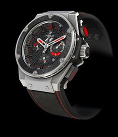 Love Hublot... one day i'll be able to afford one of these watches...