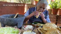 Empanadas, Mexican Food Recipes, Ethnic Recipes, Guacamole, Youtube, Foods, Easy Food Recipes, Cooking, Ranch
