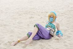 Gerudo Link, Legend Of Zelda Characters, Megan Coffey, Cosplay, Bikinis, Anime, Fashion, Pictures, Moda