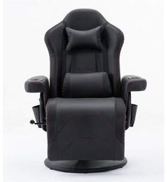 Oxbrook Recliner Game Chair Latitude Run Upholstery Color: Pink #Sponsored , #Sponsored, #Game#Chair#Oxbrook Soft Chair, Grey Chair, Pc Racing Games, Reclining Office Chair, Chair Backs, Chair Upholstery, Massage Chair, Gaming Chair, Recliner