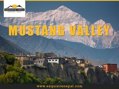 MUSTANG VALLEY IN NEPAL