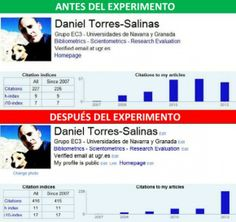 La falta de rigor de Google Scholar / @emulenews | #reference #sciencecommunication