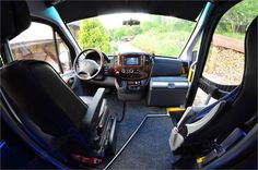 Mercedes-Benz Sprinter 519 CDI/ CUBY VIP TOURISTIC/ 76 Images - Mascus USA