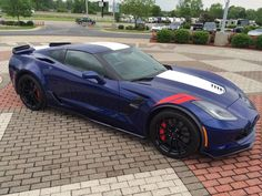 2017 Grand Sport Corvette