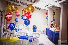 O Lucas na sua festa de aniversário de 6 anos teve como tema do Sonic. Na Balão Cultura você encontra tudo em balões.  Ficha Técnica: Projeto e Planej.: Luciana Lima Decorações e Eventos Balões Personalizados: Balão Cultura  Cobertura total da Ficha técnica: Site L's Balões #festasonic #sonic #balaosonic #balaocultura #l'sbaloes #decoracaosonic #festamenino #videogame #festavideogame