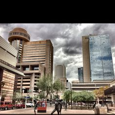 i know my birthday is 6 months away but i plan to have my birthday dinner here (hopefully) Downtown Phoenix, 6 Months, Places To Travel, Places Ive Been, Birthday Ideas, Arizona, Multi Story Building, To Go, Spaces