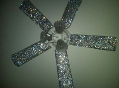 Sparkles...Shut up!!! This would be really cute in each of my girls rooms.