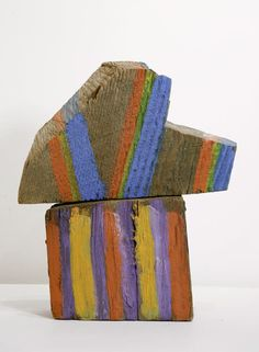 Shop abstract sculptures and other fine sculptures from the world's best art galleries. Mixed Media Collage, Minimalist Art, Abstract Sculpture, Wood Art, Crafts For Kids, Sculptures, Art Gallery, Driftwood, Galleries