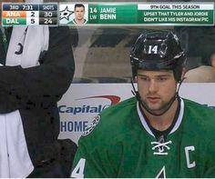 same Stars Hockey, Ice Hockey, Ontario Reign, Canada Hockey, Hockey Boards, Flyers Hockey, Tyler Seguin, Pittsburgh Penguins Hockey, Sports Humor