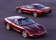 Yes, yes, and yes. Perfect color.  50th anniversary Corvette