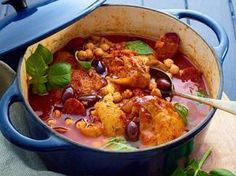 Chorizo Chicken with Candied Lemons in Spanish-Poulet au C… – Meat Foods Ideas Spanish Cuisine, Spanish Food, Spanish Meals, Lemon In Spanish, Meat Recipes, Healthy Recipes, Candied Lemons, Food Tags, Lemon Chicken