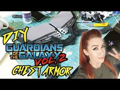 DIY Guardians of the Galaxy Vol. 2 Chest Armor [Star-Lord]: ZonZonZonbi DIY Guardians of the Galaxy Vol. 2 Chest Armor [Star-Lord] Cop by…