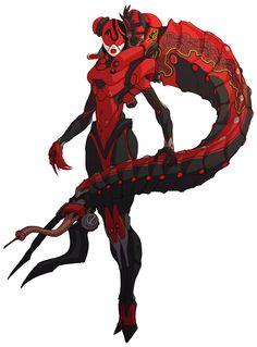 Scarlet Viper, Songhai