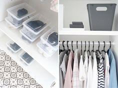 Endlich Ordnung im Kleiderschrank - diese geniale Hacks für Kleiderschrank ausmisten, aufräumen und organisieren - für mehr Platz und mehr Ordnung