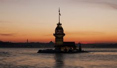 Maiden Tower İstanbul by Dilek Tunc on 500px