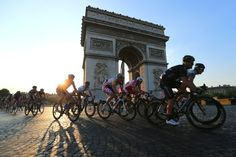 Inspired by this year's Tour de France? We stock all your cycling essentials at http://www.clasohlson.co.uk