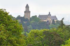 'Burg Kronberg ' von Dirk h. Wendt bei artflakes.com als Poster oder Kunstdruck $18.03