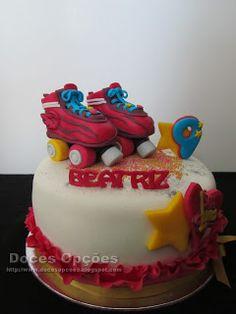 Doces Opções: Bolo de aniversário Soy Luna Son Luna, Birthday Cake, Desserts, Food, Anniversary Cakes, Dessert Food, Fiestas, Sweet Pastries, Tailgate Desserts