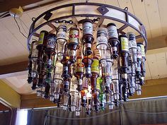 how cool would this be above a bar?