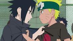 Naruto e sasuke com as brigas mais encracadas kk