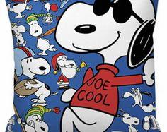 Capa Almofada - Snoopy's