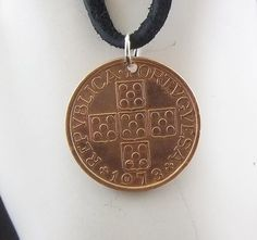 Portugal cross coin necklace - https://www.etsy.com/listing/223934225/cross-coin-necklace-portugal-50-centavos