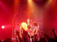 Michael Monroe with Stalingrad Cowgirls at Tokyo 28/05/09