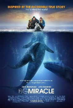 M&C is getting in on the whale-sized fun of Big Miracle by giving away a Big Miracle Prize Pack that includes a Fandango Gift Card, Whale Plush, and a Big Miracle T-shirt!