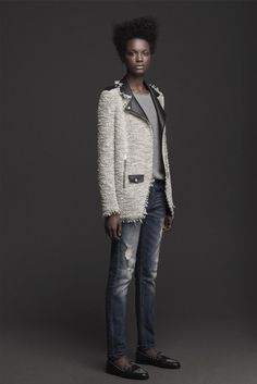 ZARA TRF - Lookbook September
