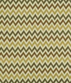 Robert Allen Precise Stitch Woodland Fabric, linen and viscose rayon, $72 per yard