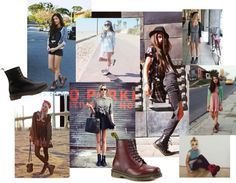 how to wear Dr. Martens #docs #drmartens #fashion #style #love #different #inspo