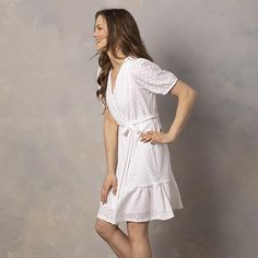 Country Grace Sunday Dress - Cowgirl Delight