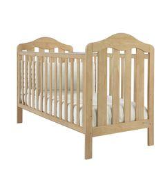 Lucia Cot/toddler Bed - Natural - Cot Beds, Cots & Cribs - Mamas & Papas