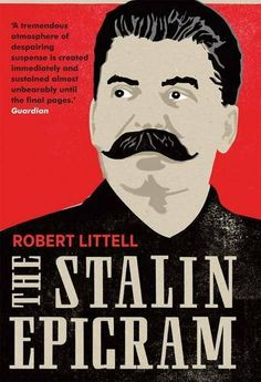The Stalin Epigram by Robert Littell, http://www.amazon.co.uk/dp/0715640739/ref=cm_sw_r_pi_dp_oeHktb17KNNBQ