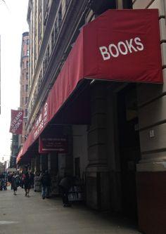 Strand Books = the BEST bookstore!