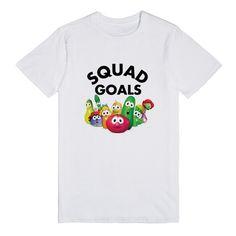 Squad Goals Veggie Tales