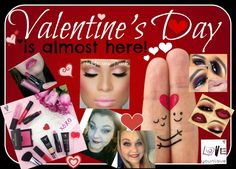 Valentine's Day is just around the corner! Order today and get that perfect makeup look in time!! https://www.youniqueproducts.com/akyle/products/landing