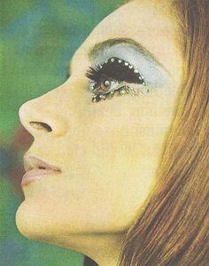 Jahre Make-up Jahre Make-up Jahre Make-up Stardust Jahre Make-up 1960s Makeup, Retro Makeup, Vintage Makeup, Vintage Beauty, Vintage Cat, Vintage Fashion, Makeup Inspo, Makeup Inspiration, Beauty Makeup