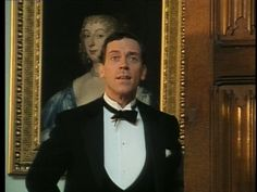 Period Pieces and Portraiture: Highclere Castle. Jeeves and Wooster: Series Four, Episode Five (Trouble at Totleigh Towers)- Dining Room