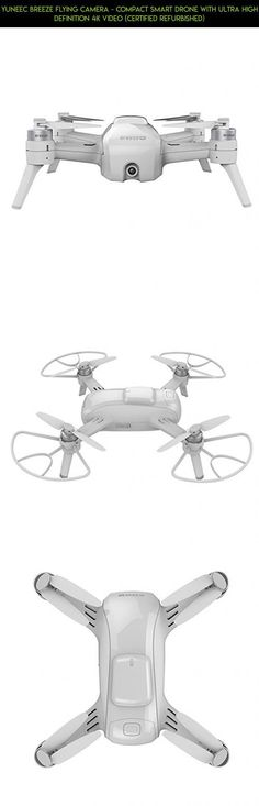 Yuneec Breeze Flying Camera - Compact Smart Drone with Ultra High Definition 4K video (Certified Refurbished) #kit #gadgets #camera #yuneec #parts #fpv #plans #breeze #products #drone #shopping #tech #technology #racing #yuneecbreeze