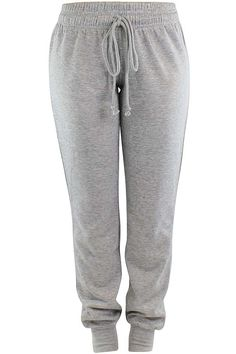 Classic cotton sweatpants run ultra-slouchy through the legs before tapering to cropped elasticized cuffs. Joggers can be dressed up or down whether on-the-go or out on the town. From top to bottom le