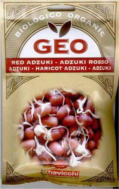 Germogli di Adzuki Rosso Bio - Semi - Semilandia