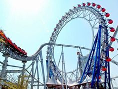 Crazy Roller Coasters : TravelChannel.com | Travel Channel