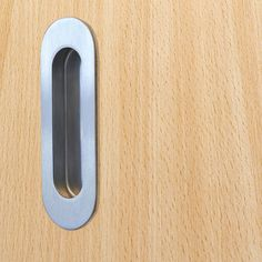 A stylish radial flush pull designed for any of our sliding or folding doors or for any other interior door that you intend fitting as a sliding door. Each door will require two of these beautiful flush pulls, in some instance there may be a requirement for two sets of two pulls if two doors are opening for example in the middle of a door set. The finish is Satin Stainless Steel. #flushpullhandle #slidingdoorhandle #pocketdoorhandle