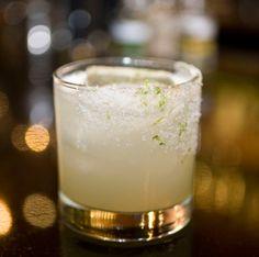 Margarita at the Summit Bar
