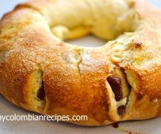 receta roscon de guava/guayaba/bocadillo