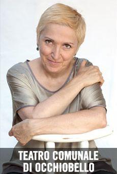 Amuleto con Maria Paiato - Prima Nazionale -  - venerdì 21 novembre 2014 h. 21.00 -  Teatro Comunale - Occhiobello (RO)