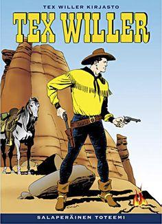 Tex Willer Kirjasto: Salaperäinen toteemi