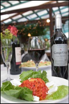 Enjoy a lovely meal and a smooth glass of wine tonight at El Farol, while listening to the sweet sounds of Canyon Road Blues Jam!