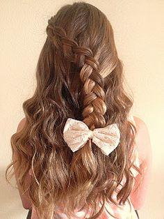 Lace braid :)